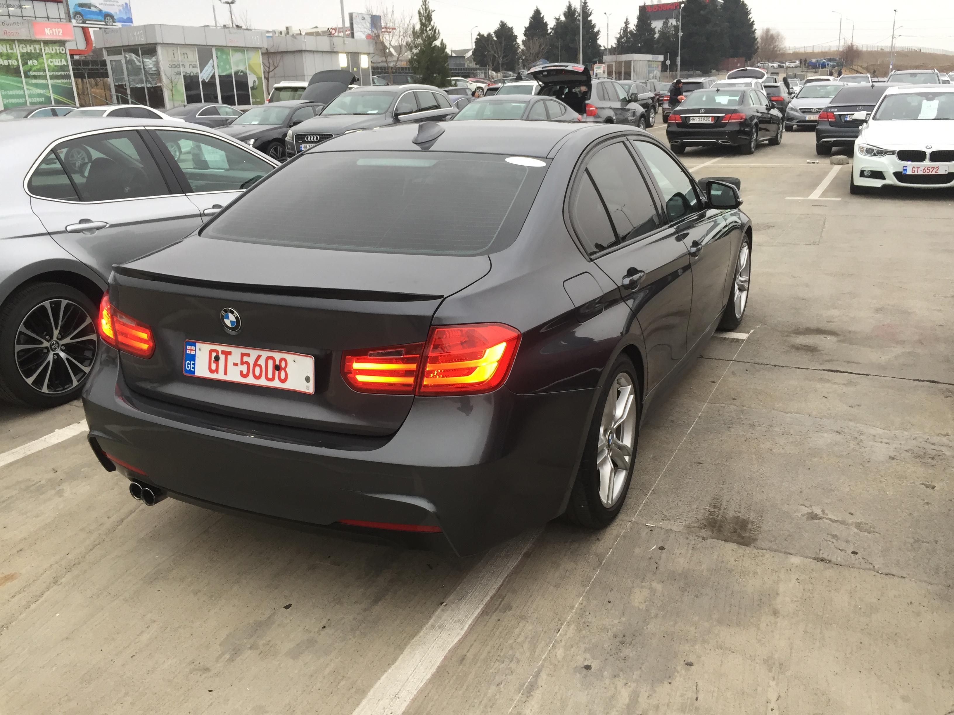 BMW 328 2.0(lt) 2013 Second hand  $11900