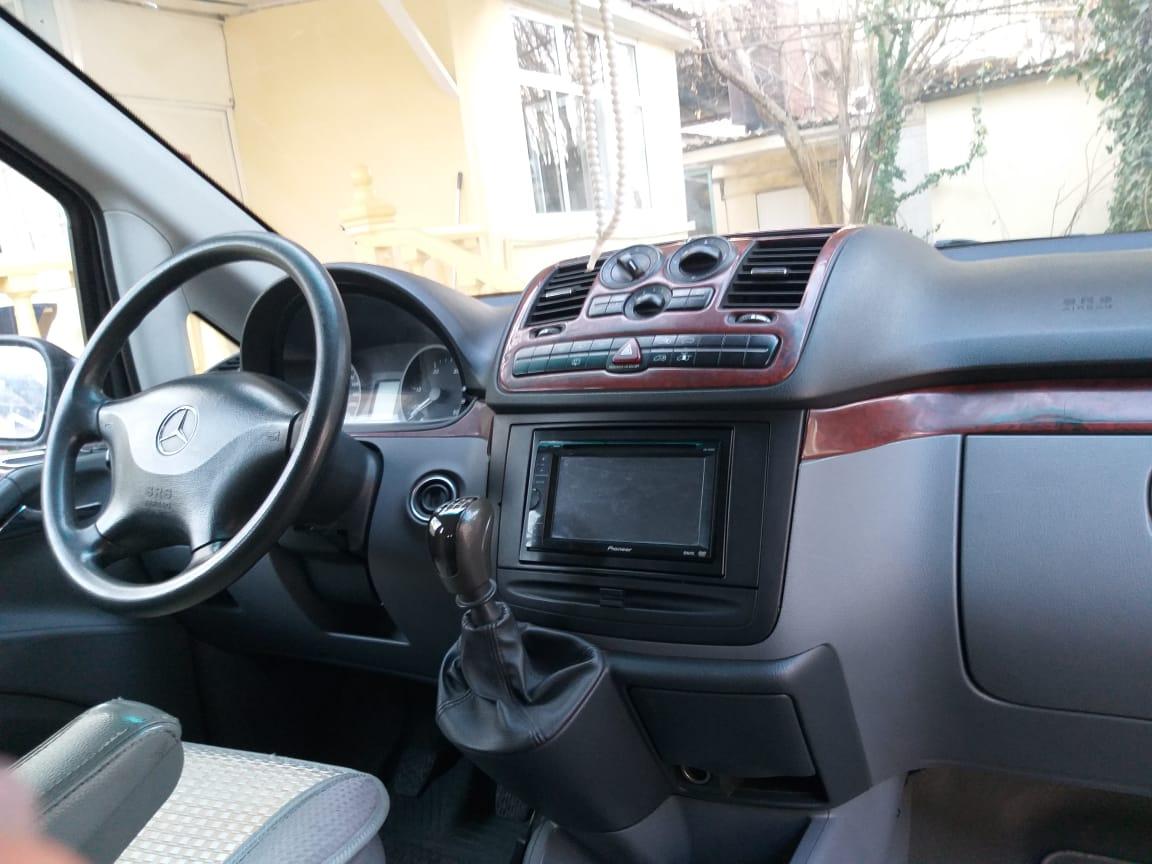 Mercedes-Benz Viano 2.2(lt) 2007 İkinci əl  $25000