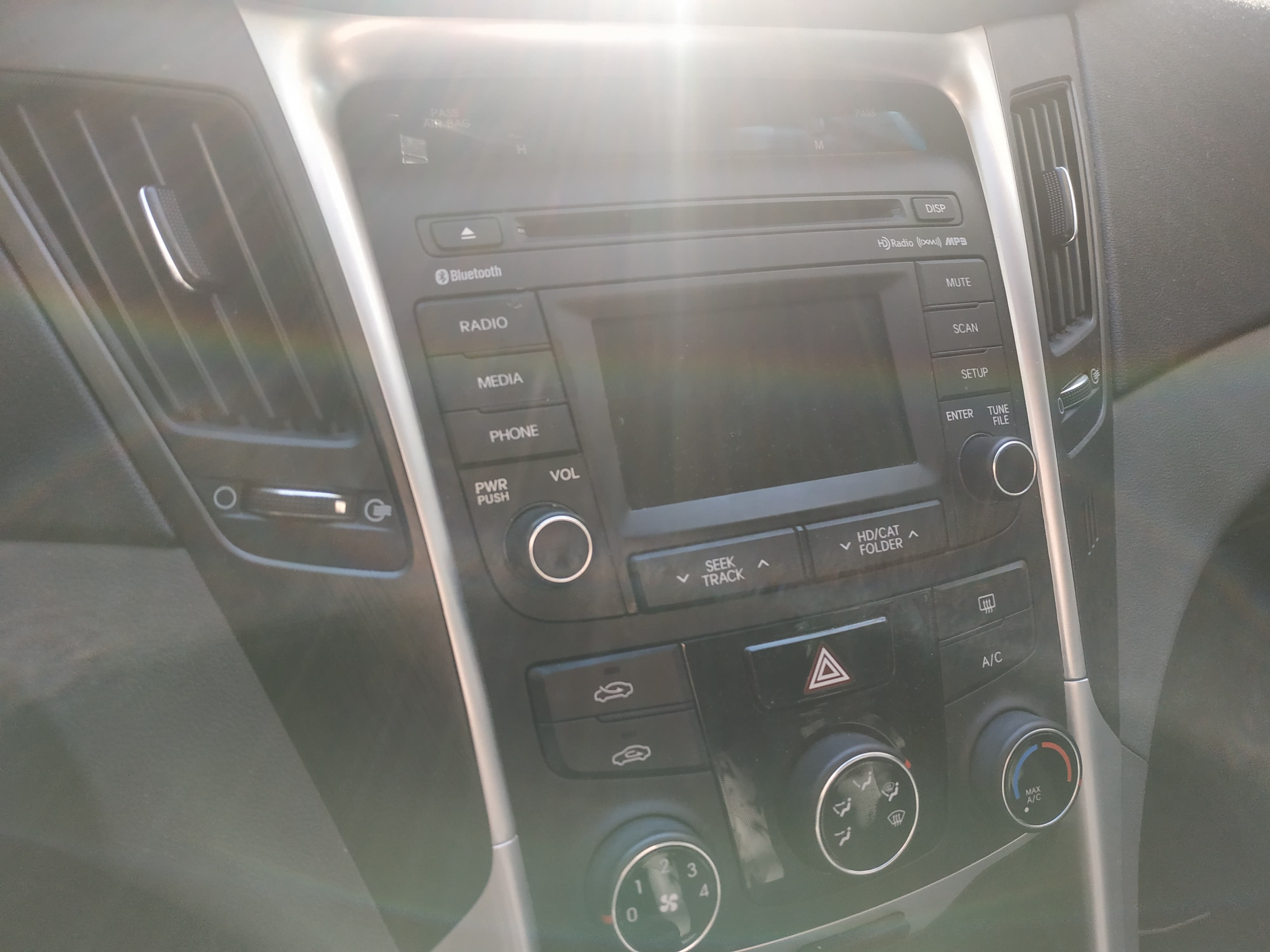 Hyundai Sonata 2.4(lt) 2014 Подержанный  $6200