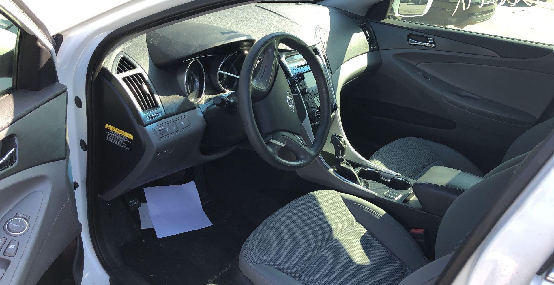 Hyundai Sonata 2.4(lt) 2014 İkinci əl  $6200