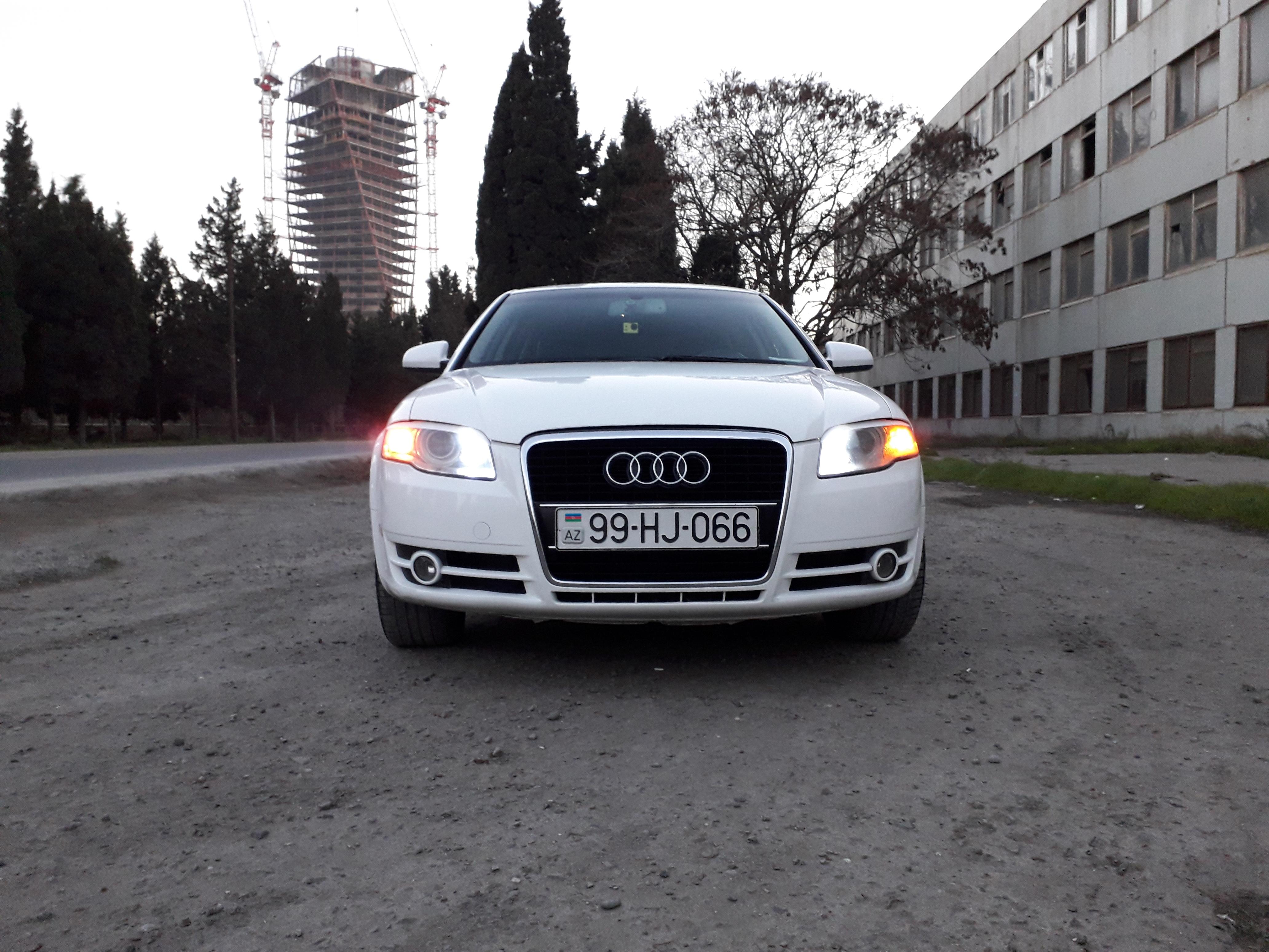 Audi A4 2.0(lt) 2007 Second hand  $7530