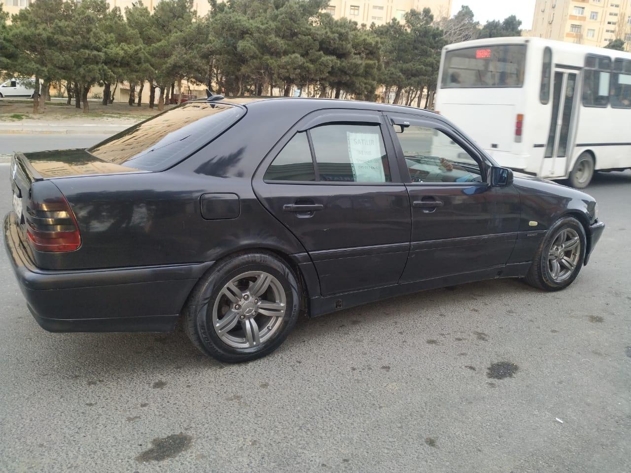 Mercedes-Benz C 200 2.0(lt) 1998 Second hand  $6500