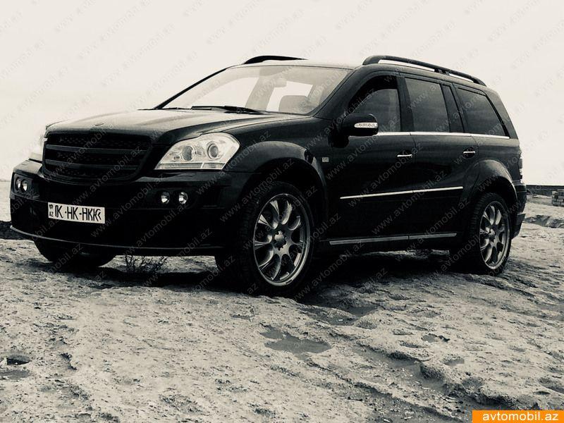 Mercedes-Benz GL 500 5.0(lt) 2007 Second hand  $22500