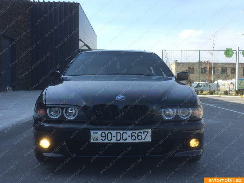 BMW 540 4.4(lt) 2000 Подержанный  $6200