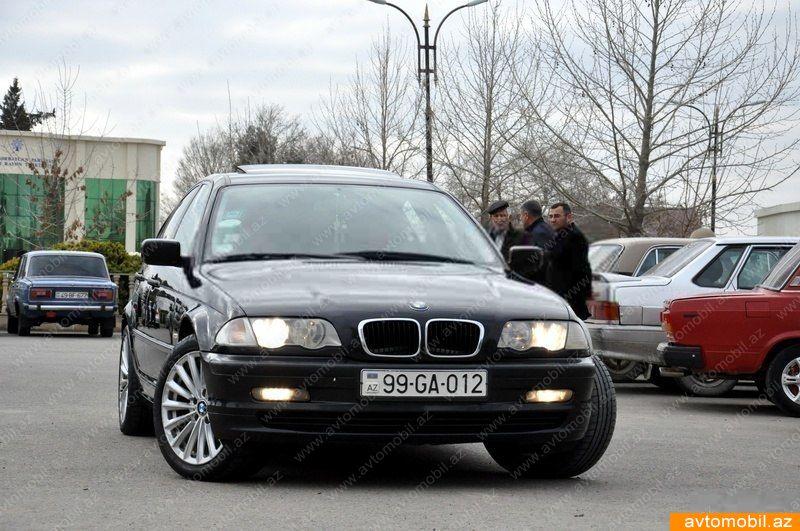 BMW 318 1.9(lt) 2000 Подержанный  $5900