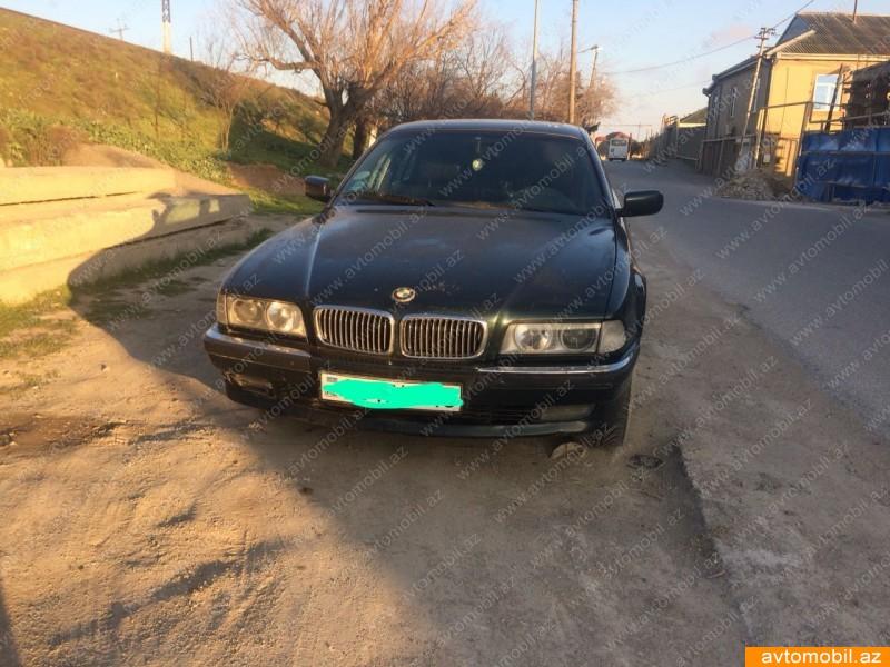 BMW 728 2.8(lt) 1997 İkinci əl  $6000