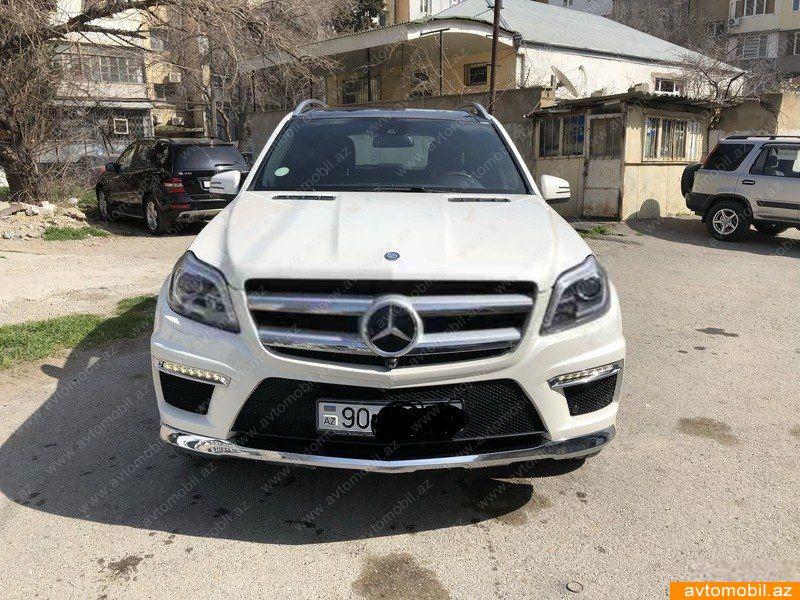 Mercedes-Benz GL 500 4.7(lt) 2014 Second hand  $90000