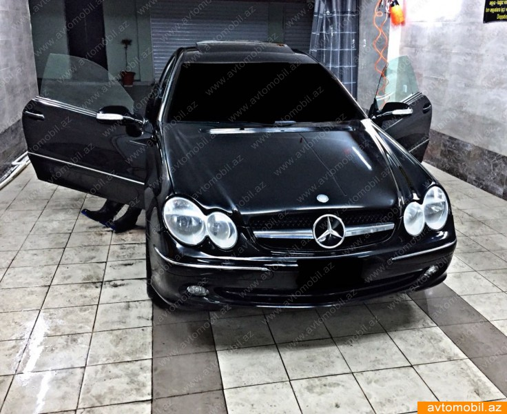 Mercedes-Benz CLK 320 3.2(lt) 2003 İkinci əl  $7500