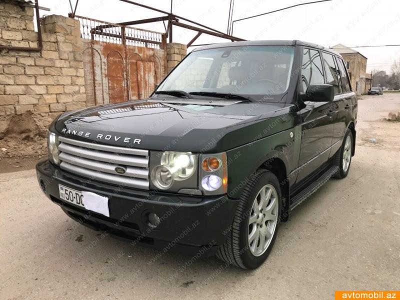 Land Rover Range Rover 3.0(lt) 2002 İkinci əl  $10000