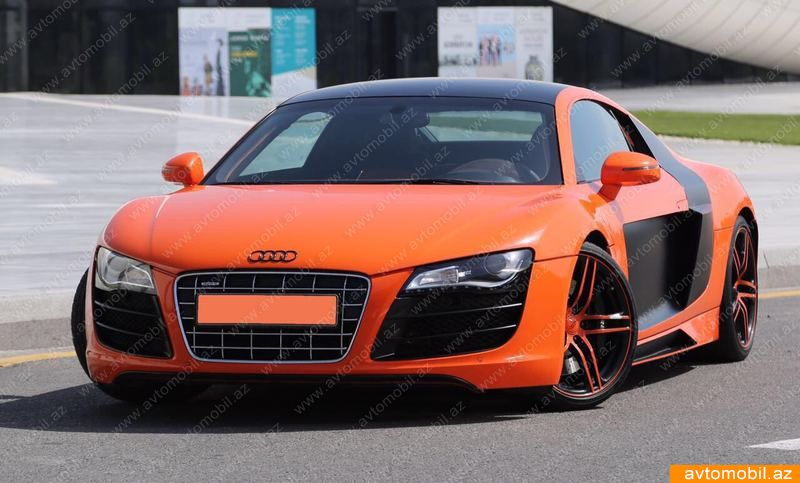 Audi  R -8 4.2(lt) 2009 Second hand  $46500