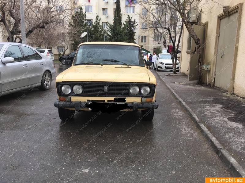 VAZ 2106 1.3(lt) 1989 İkinci əl  $2200