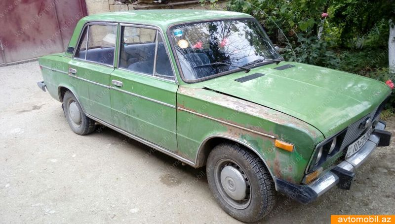 VAZ 2106 1.6(lt) 1976 İkinci əl  $1650
