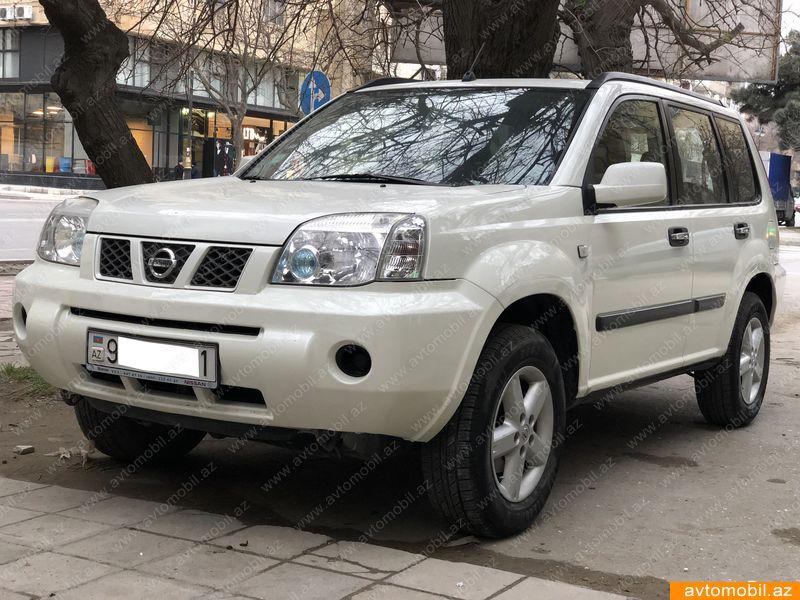 Nissan X-Trail 2.5(lt) 2011 İkinci əl  $11850