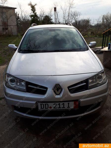 Renault Megane 1.5(lt) 2009 İkinci əl  $7850
