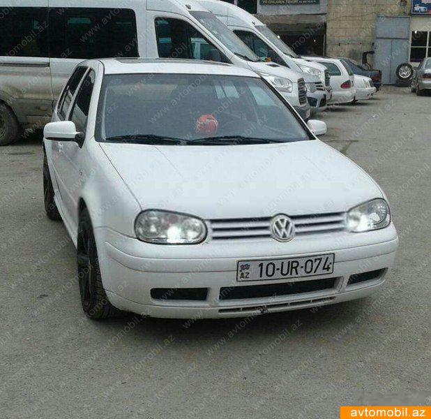 Volkswagen Golf 2.3(lt) 1999 Подержанный  $2070