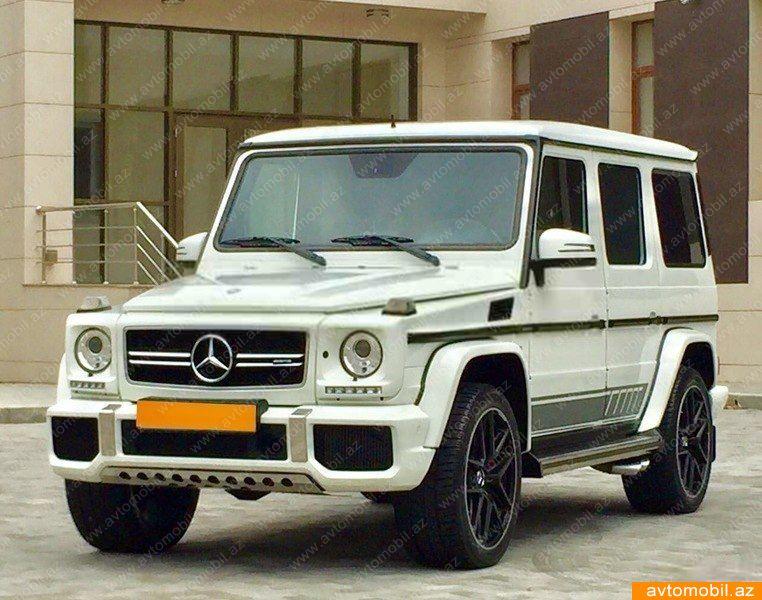 Mercedes-Benz G 63 AMG 5.5(lt) 2014 Second hand  $112000