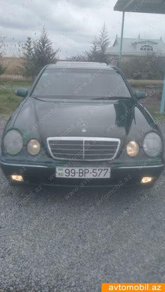 Mercedes-Benz E 240 2.6(lt) 2000 Подержанный  $8140