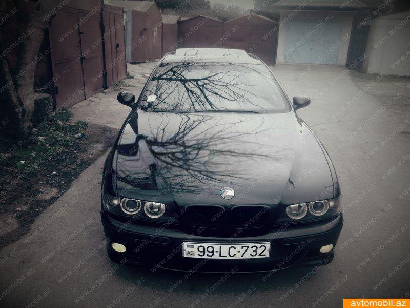 BMW 528 2.8(lt) 2000 Подержанный  $7550