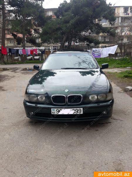 BMW 528 2.8(lt) 1998 Подержанный  $4190