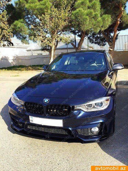 BMW 335 3.0(lt) 2012 İkinci əl  $29600