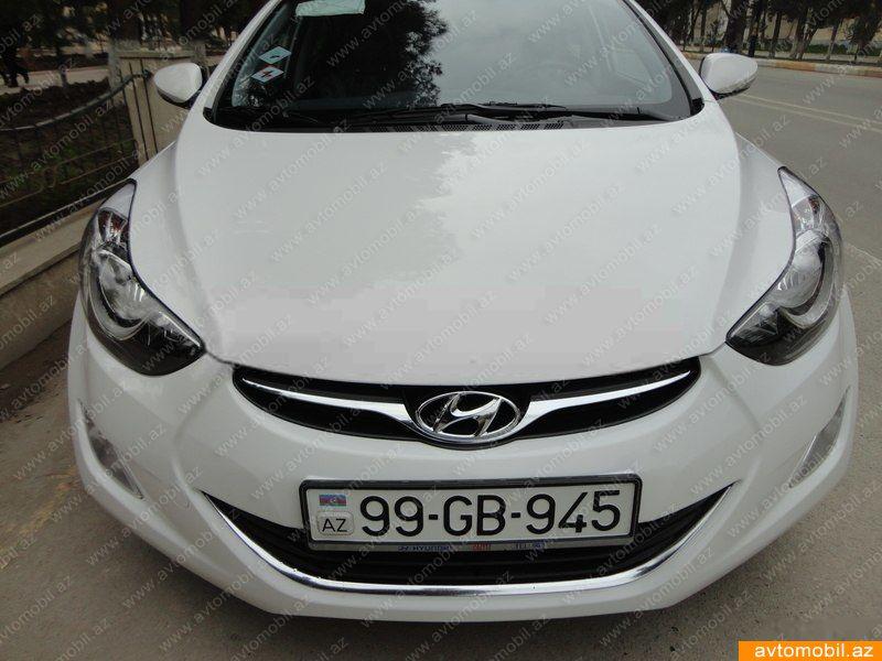 Hyundai Elantra 1.8(lt) 2013 Подержанный  $11800