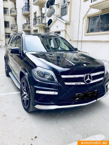 Mercedes-Benz GL 500 5.5(lt) 2013 Second hand  $65500