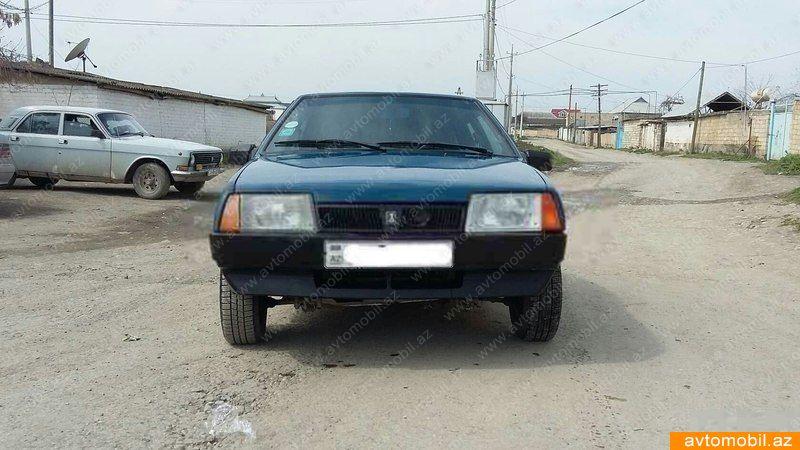 VAZ 21099 1.5(lt) 1995 İkinci əl  $2600