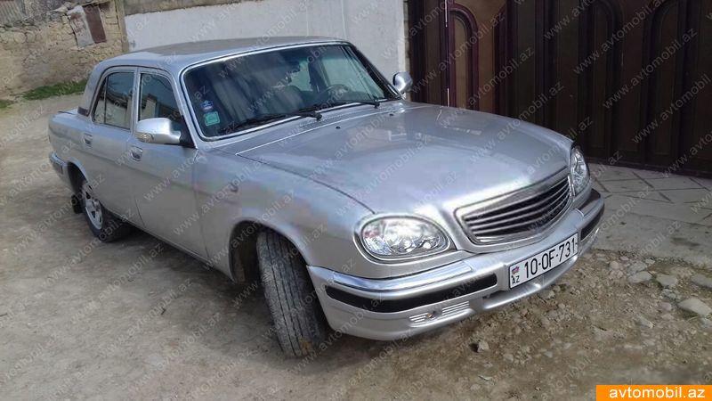 GAZ 31105 2.3(lt) 2005 Подержанный  $3660