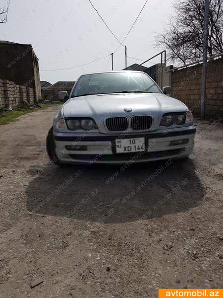 BMW 323 2.5(lt) 1999 Second hand  $5610