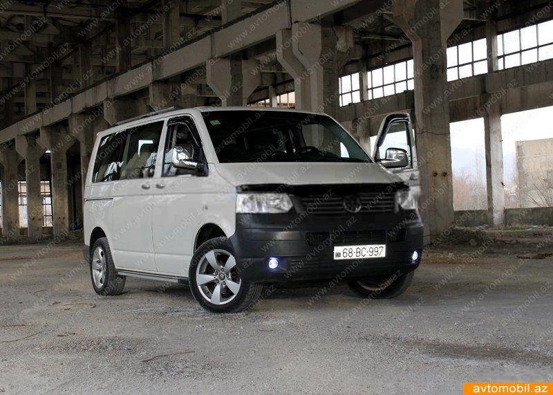 Volkswagen Transporter 2.0(lt) 2008 İkinci əl  $15340