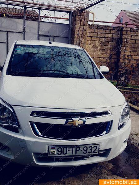 Chevrolet Cobalt 1.5(lt) 2014 Подержанный  $12000