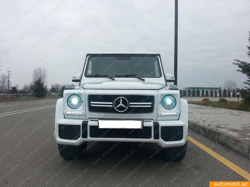 Mercedes-Benz G 500 5.5(lt) 1998 Second hand  $29000