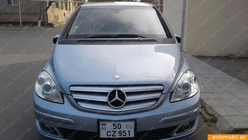 Mercedes-Benz B 200 2.0(lt) 2006 İkinci əl  $8530