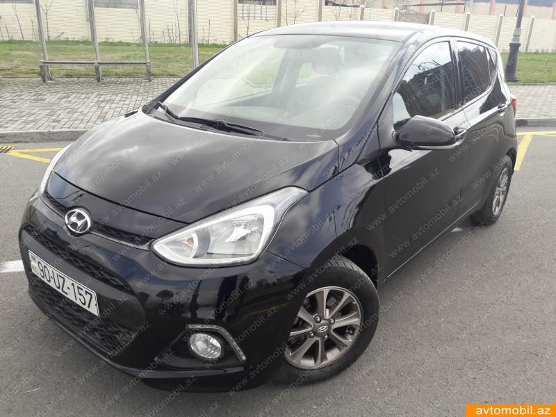 Hyundai i10 1.2(lt) 2014 İkinci əl  $8550