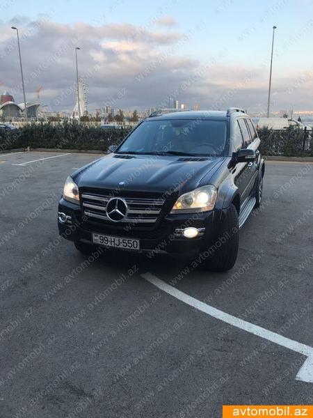 Mercedes-Benz GL 550 5.5(lt) 2008 İkinci əl  $20000