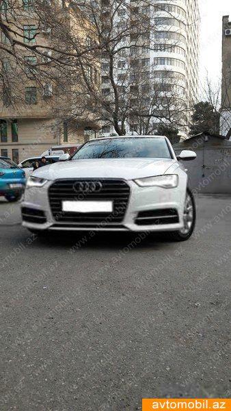 Audi A6 2.0(lt) 2015 Подержанный  $38500