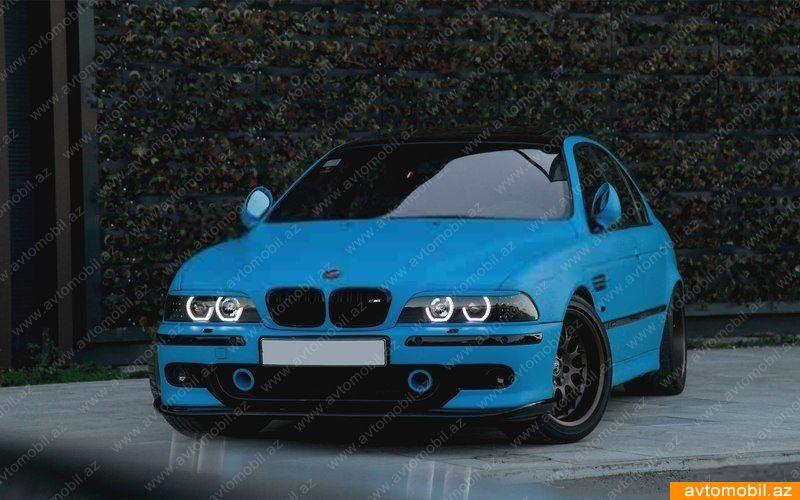 BMW 540 4.4(lt) 2001 Подержанный  $16230