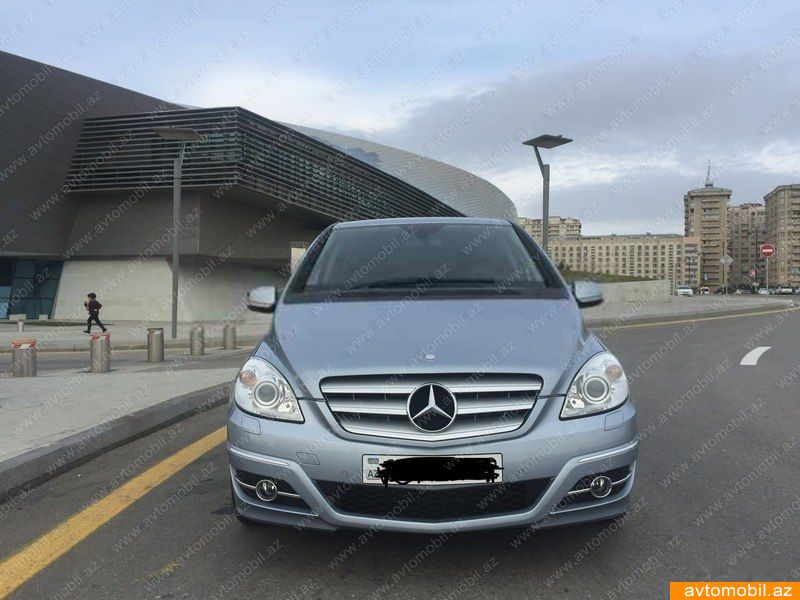 Mercedes-Benz B 200 2.0(lt) 2008 İkinci əl  $9740
