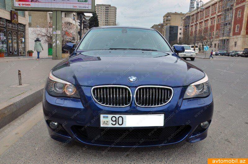 BMW 535 3.0(lt) 2008 Подержанный  $17580