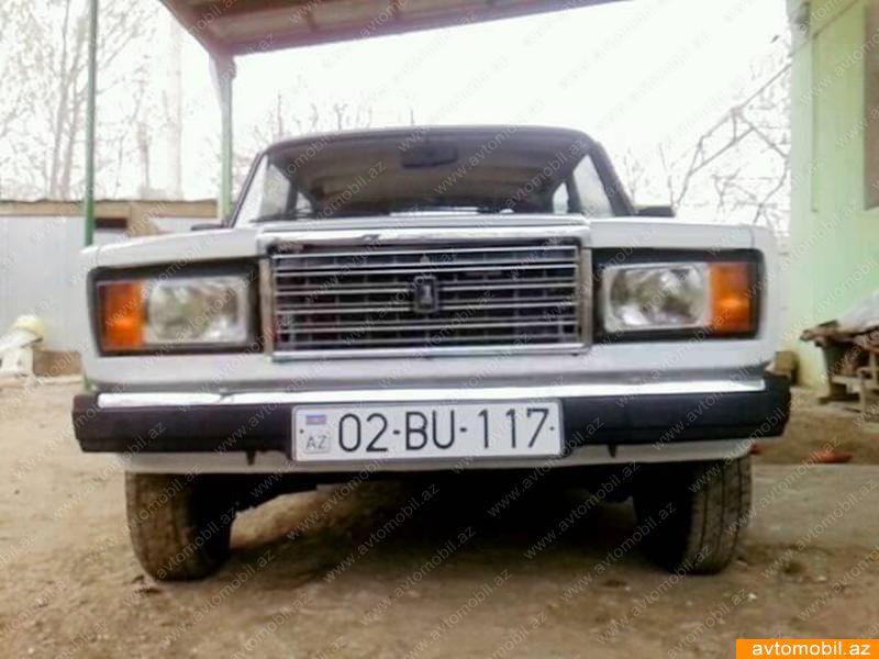 VAZ 2107 1.6(lt) 2004 Подержанный  $2770