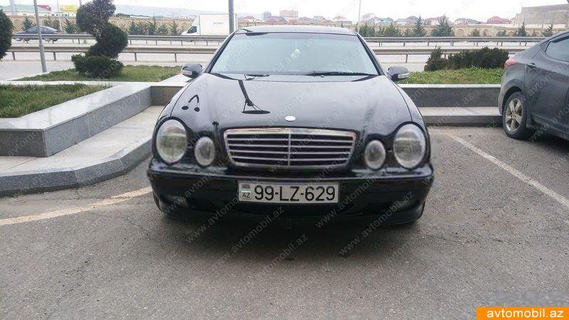 Mercedes-Benz CLK 320 3.2(lt) 2001 Second hand  $7080