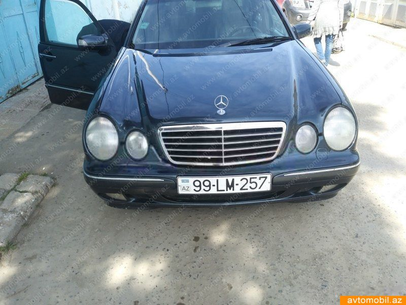 Mercedes-Benz E 280 2.8(lt) 1999 Подержанный  $7670