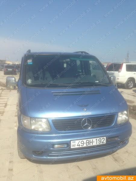 Mercedes-Benz V 230 2.3(lt) 1998 Second hand  $5800