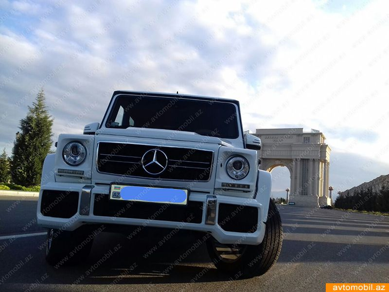 Mercedes-Benz G 500 5.0(lt) 2003 İkinci əl  $37500