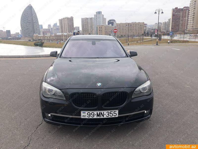 BMW 750 4.4(lt) 2009 Подержанный  $31600