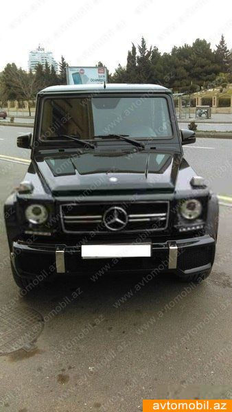 Mercedes-Benz G 63 AMG 5.5(lt) 2015 Second hand  $154000
