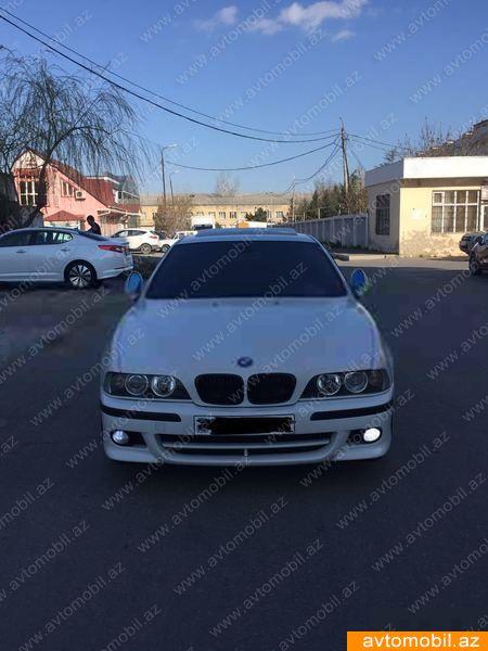 BMW 540 4.4(lt) 2002 Подержанный  $8560