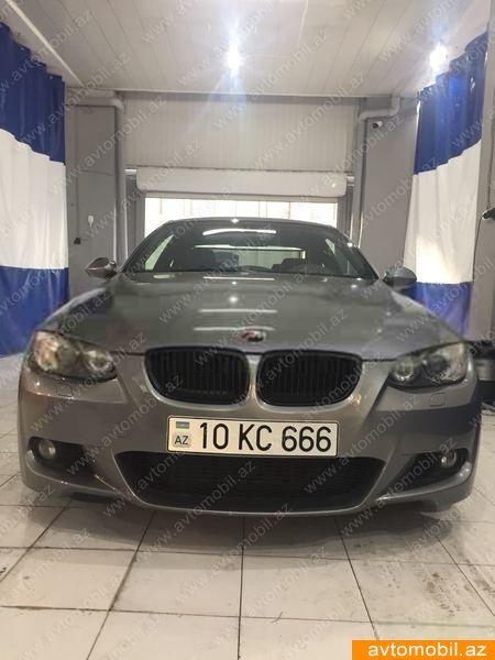 BMW 335 3.0(lt) 2007 İkinci əl  $18500