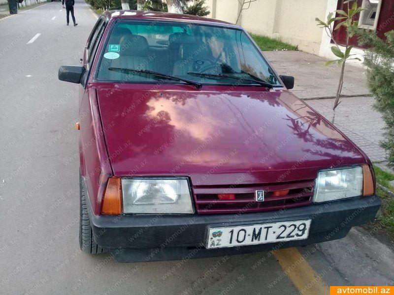 VAZ 21099 1.5(lt) 1997 Подержанный  $2240
