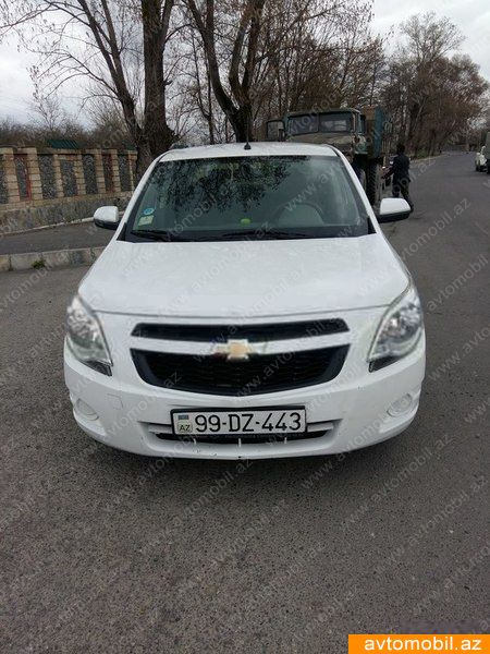 Chevrolet Cobalt 1.6(lt) 2013 Second hand  $6610